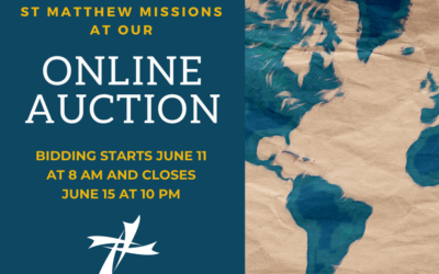 Auction for Future Missions