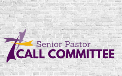Senior Pastor Nominations