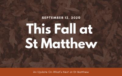 Fall at St Matthew