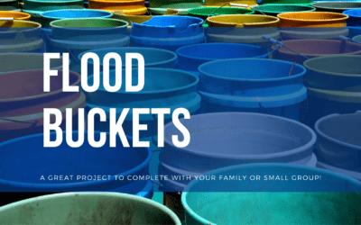 The Noah Flood Bucket Brigade
