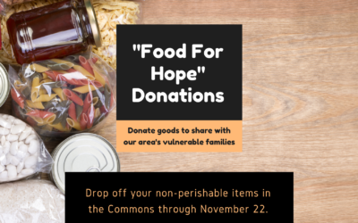 Food for Hope Food Drive