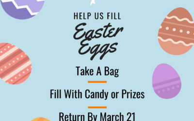 "Help Us Fill Some ""Egg""citing Eggs!"